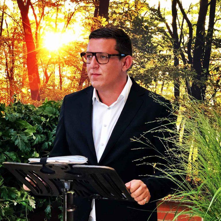 Ben Spricht als Trauerredner - Das letzte Wort